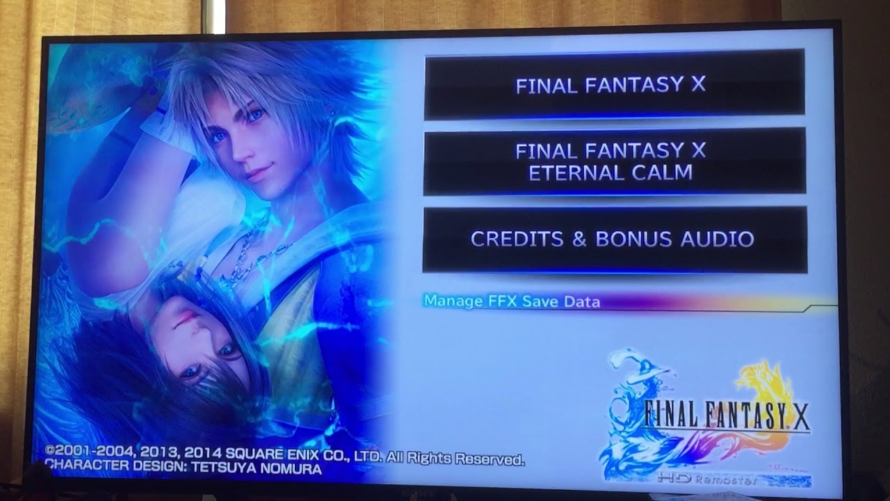 Reddit user successfully mods Final Fantasy X HD textures on the
