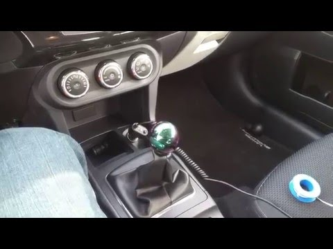 2015 Evo X Fist Modification - Weighted Shift Knob Install