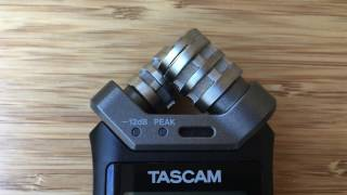 How to record a quality audio interview with a Tascam DR-22WL digital recorder