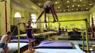 Набор мальчиков на отделение спортивной гимнастики