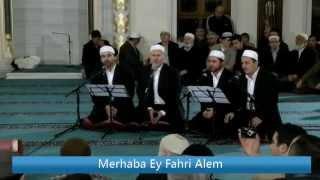Merhaba Ey Fahri Alem Uşşak