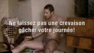 Sexe dans un lit d'eau = Danger