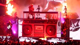 ROB ZOMBIE LIVE 2017 (( DEAD CITY RADIO AND THE NEW GODS OF SUPERTOWN ))