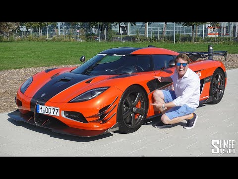 Koenigsegg ONE OF ONE! My 200mph Drive in the Ultimate Agera