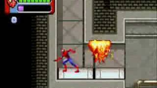 Spider Man 3 (GBA) First 2 Levels