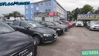 GASTARBAJTER | Auto Vlog Minhen | Auto Plac | Auta oko 15.000 | 1.Avgust 2020