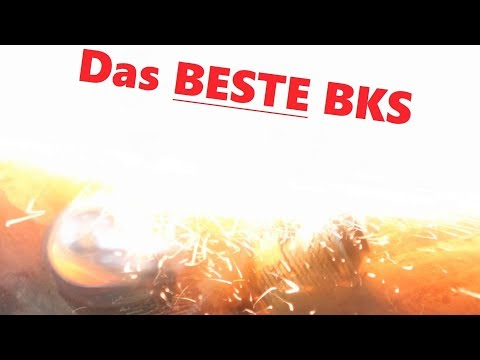 DAS STÄRKSTE BKS - Worlds most powerful FlashPowder