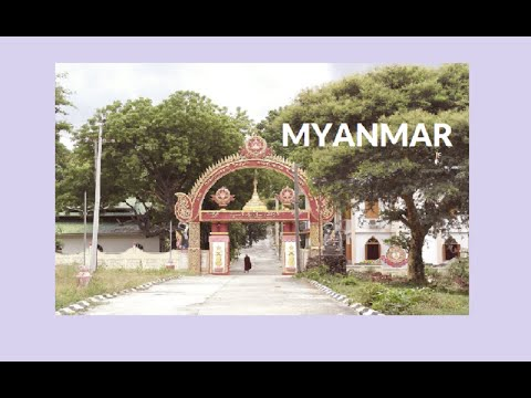 My trip to Myanmar, the Golden Land.