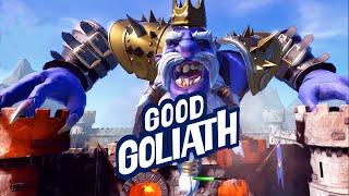 ChristCenteredGamer.com Plays Good Goliath