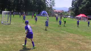 CZ7-Dzień Dziecka 2018 w Jeleniej Górze-Turniej Kudełka z FA Bolesławiec-VI meczyk