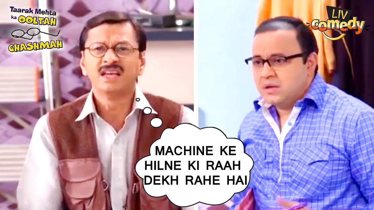 Bhide की हरकत से भड़के सब | तारक मेहता का उल्टा चश्मा | Comedy Videos