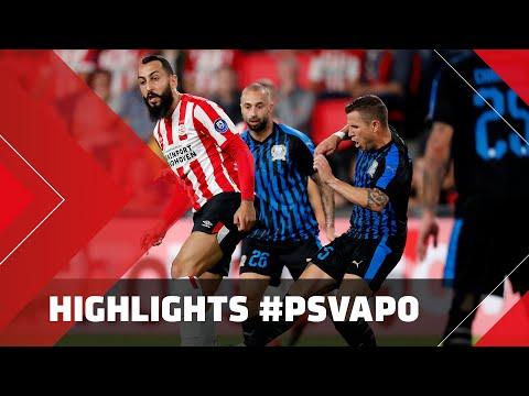 HIGHLIGHTS   PSV - Apollon Limassol