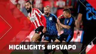 HIGHLIGHTS | PSV - Apollon Limassol