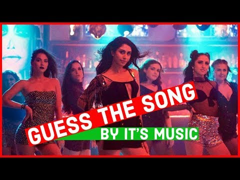 Guess The Song By It's Music Challenge | Bollywood Songs Challenge