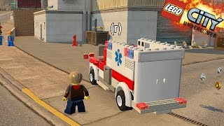 GTA LEGO CITY UNDERCOVER - НА МАКСИМАЛКАХ!