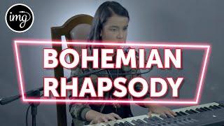BOHEMIAN RHAPSODY - QUEEN LIVE COVER BY PUTRI ARIANI