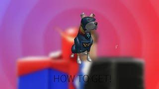 ROBLOX HEROES EVENT | Super Pup | Super Hero Life II