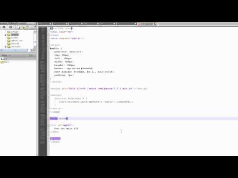 Javascript/jQuery Stolperfallen - 001 - load, onload und ready Events
