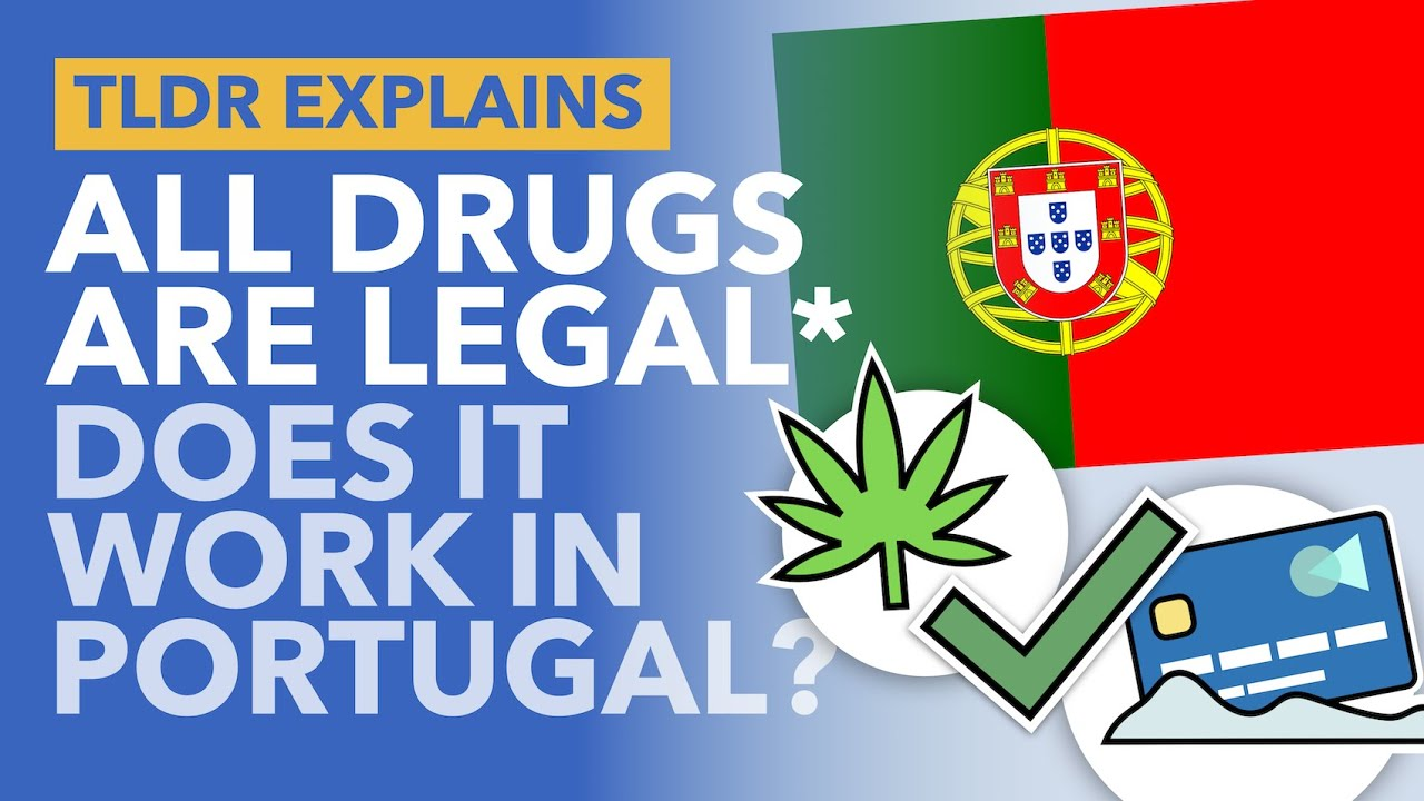 Is Decriminalising all Drugs a Good Idea? Portugals Radical Drug Policy Explained - TLDR News