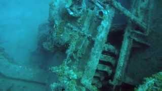 The Eagle - Wreck Dive (Islamorada, Florida Keys) thumbnail