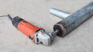 2 Useful DIY Ideas with Angle Grinder