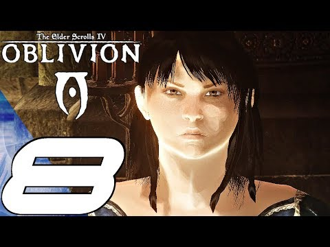 OBLIVION - Gameplay Walkthrough Part 8 - Bruma Oblivion Gate (PC Modded)