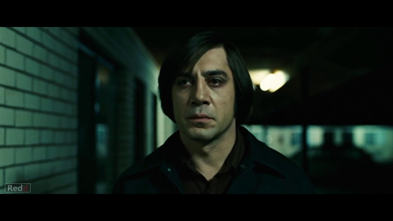 No Country For Old Men 2007 Motel Scene 1080p Youtube