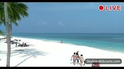 Amazing live webcam from the Maldives