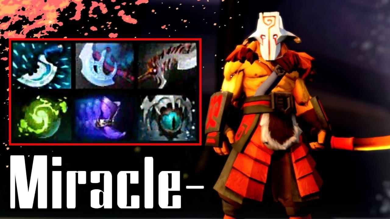 miracle juggernaut dota 2 full game vol 3 ranked 8036 mmr