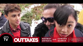 TV100 OUTTAKES: Making MEGA with MayWard Part I, Full