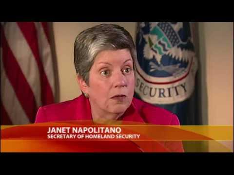 Inside Homeland Security Headquarters