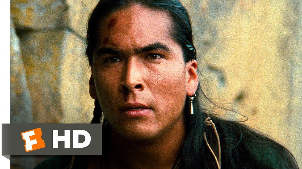The Last of the Mohicans (3/5) Movie CLIP - The Death of ...