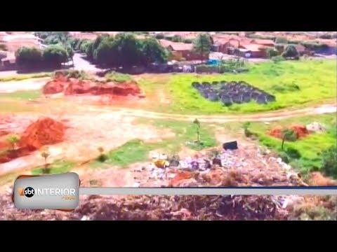 Lixão a céu aberto atrapalha a vida de moradores em Guararapes