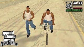 двойная игра в GTA San Andreas!