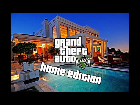GTA 5 Real Life Mod: Lifestyles of the Rich & Famous