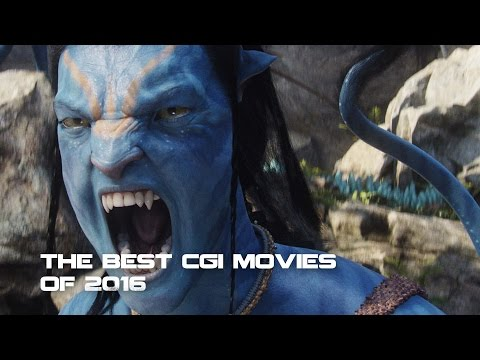 The Best CGI Movies of 2016