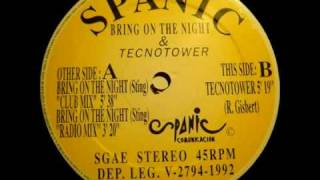 Spanic - Bring on the Night