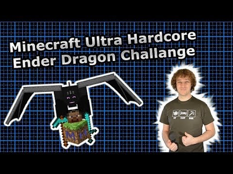 Minecraft UHC Challenge - Slay The Dragon - E9 - Mixed Results