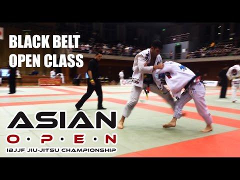 Asian Open 2014 - Black belt adult - Open Class Final