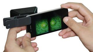 Как снимать VR-видео для очков виртуальной реальности. 3D-объектив для смартфона(Купить на Алиэкспресс: http://ali.pub/frux5 ============================================= Смотри также: Виртуальный стриптиз. Приватные..., 2016-10-03T18:19:58.000Z)