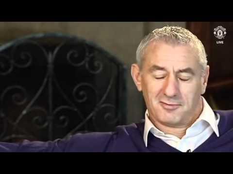 Paul McGrath in Ian Rush words