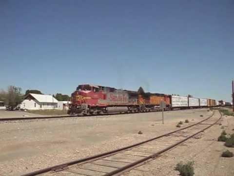 Santa Fe C44-9w's