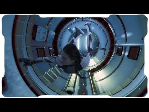 Zero Gravity ASMR. Sci-Fi RPG. Space Station Repairs. Brain Analysis at the Medbay