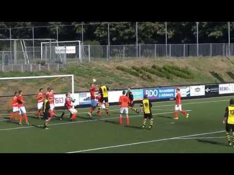 """VVO 1 - DVV 1 """"De doelpunten"""" (25-09-2016)"""