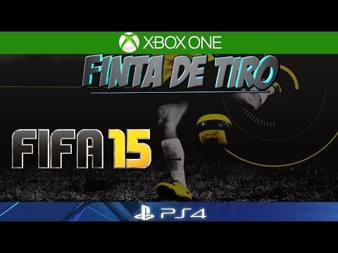 FIFA 15 | TUTORIAL FINTA DE TIRO | Tutoriales FIFA 15 | Cara a Cara, Carrera y FUT