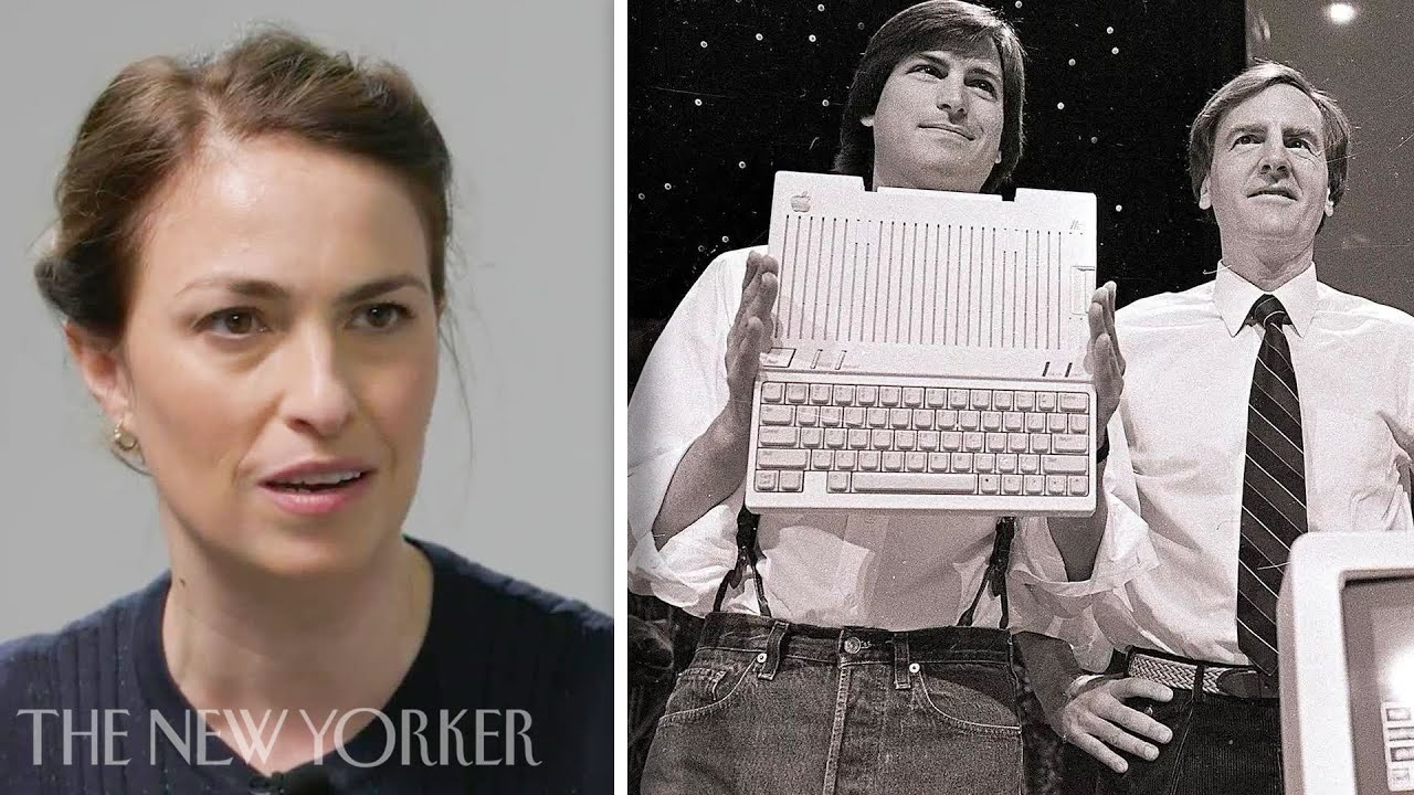 afb6d5838a8 Lisa Brennan-Jobs on Growing Up in the Shadow of Steve Jobs | The New Yorker