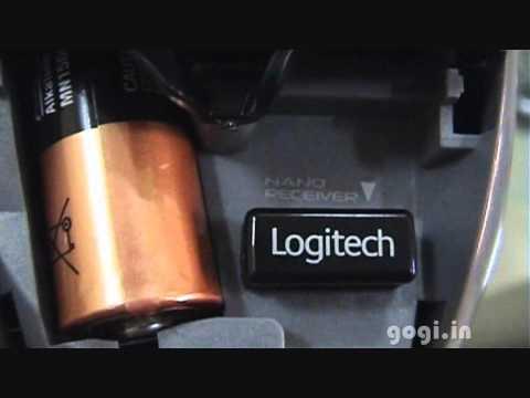 Logitech M215 wireless mouse unboxing