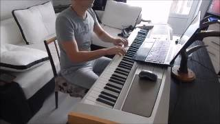 C. Вознесенский: 1+1 Неприкасаемые (Intouchables), piano cover