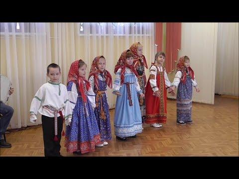 Концерт в детском саду № 108 г.Рязань
