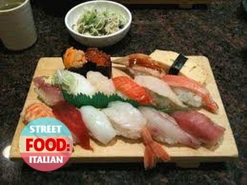 [Italian Street Food] Street Food Around The World: Napoli | National Geographic Adventure